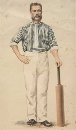 Charles Bannerman (1851-1930), by Gibbs, Shallard & Co, 1880s