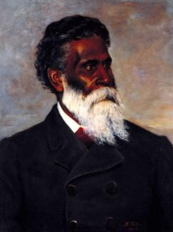 William Barak, by Florence Fuller, 1885