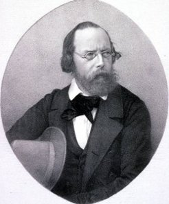 Ludwig Becker (1808-1861), by F. Schoenfeld and J. M. Ferguson, 1850s