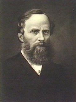 Charles Bonney (1813-1897), by unknown artist, c1900