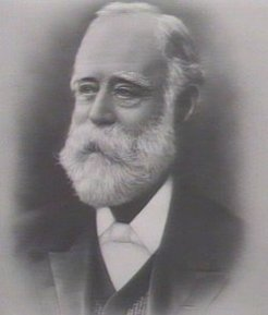 Frederick Bridges (1840-1904), by unknown photographer