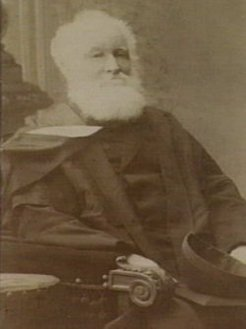 Richard Hale Budd (1816-1909), by Johnstone, O'Shannessy & Co, c1880