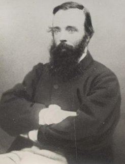 Robert O'Hara Burke (1821-1861), by unknown photographer, c1860