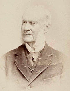 William Busby (1813-1887), by Freeman & Co., 1870-1882