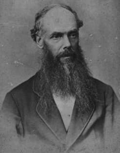 William Carron (1821-1876), by Barcroft Capel Boake, 1870s