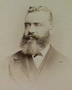 James Joseph Casey (1831-1913), by Johnstone, O'Shannessy & Co, c1885