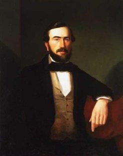 Thomas Dowling (1820-1914), by unknown artist