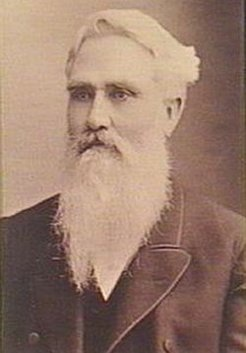 John Colton (1823-1902), by unknown photographer, c1880