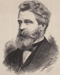 Sir Daniel Cooper, by Edmund Thomas, 1879