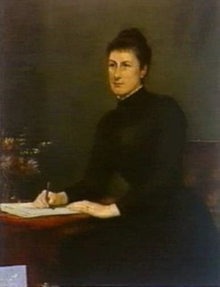 Jessie Couvreur, by Mathilde Phillippson, 1890