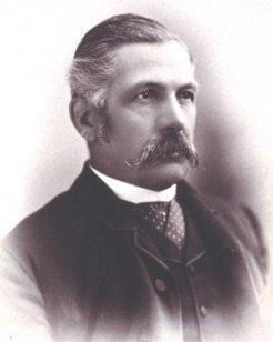 William Crosby (1832-1910), by J. W. Beattie