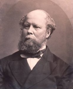 William Lodewyk Crowther (1817-1885), by unknown photographer