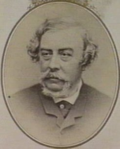 Charles Darling, by Johnstone, O'Shannessy & Co, c.1863