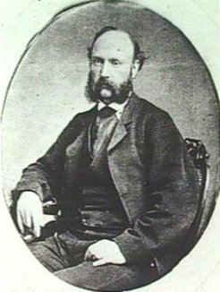 Edwin Henry Derrington (1830-1899), by unknown photographer, 1872