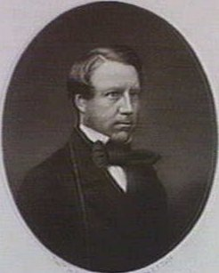 John Everard, by Henry Sadd, c1855