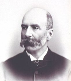 George Parker Fitzgerald (1843-1917), by J. W. Beattie