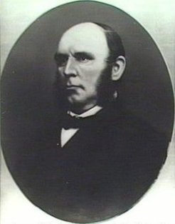 Anthony Forster (1813-1897), by unknown photographer