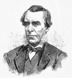James Anthony Froude (1818-1894), by unknown engraver, 1885