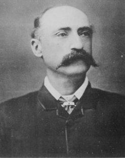 Ernest Giles (1835-1897), by unknown photographer