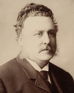 Charles Augustus Goodchap (1837-1896), by unknown photographer