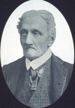 John Woodcock Graves (1795-1886), by unknown photographer