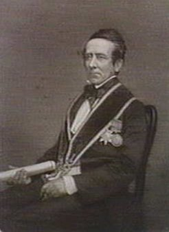 Augustus Greeves, by Henry Sadd, c1855