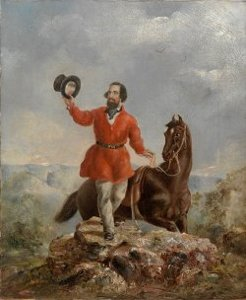 Edward Hammond Hargraves (1816-1891), by T. T. Balcombe
