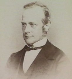 George Higinbotham (1826-1892), by Johnstone, O'Shannessy & Co.