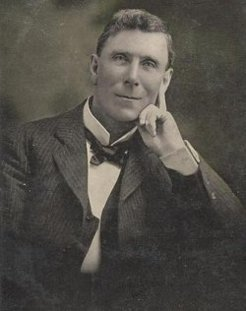 Joseph Thomas Holt (1851-1942), by unknown photographer