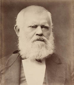 Thomas Holt (1811-1888), by unknown photographer