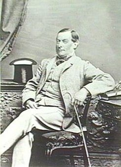 Charles Brown Fisher (1818-1908), by Johnstone, O'Shannessy & Co.