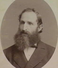 John Rout Hopkins (1828-1897), by William Bardwell