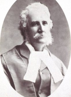 Hugh Munro Hull (1818-1882), by J. W. Beattie
