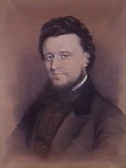 John Basson Humffray (1824-1891), by Thomas F. Flintoff, 1859