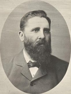 James Inglis (1845-1908), by unknown photographer