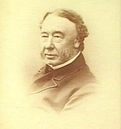 Alexander Lang Elder (1815-1885), by unknown photographer