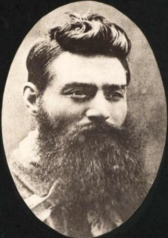 Ned Kelly, taken the day before he was hanged