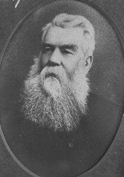 Richard Ash Kingsford (1821-1902), by unknown photographer