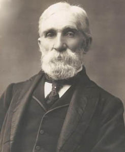 Simon Fraser (1832-1919), by unknown photographer