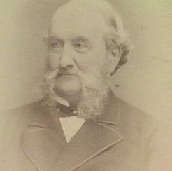 George Lansell (1823-1906), by Foster & Martin, c1880