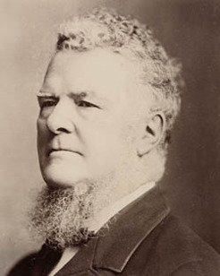 George Alfred Lloyd (1815-1897), by unknown photographer