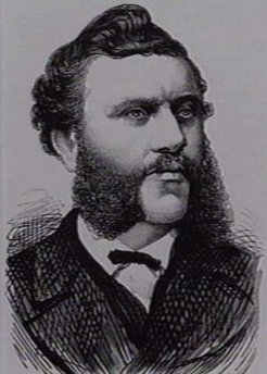 Thomas Loader (1830-1901), by unknown engraver
