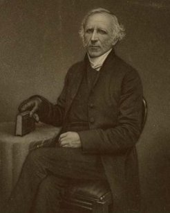 Hussey Burgh Macartney (1799-1894), by Henry Samuel Sadd, 1850s