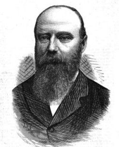 Bryan O'Loghlen (1828-1905), by Julian Rossi Ashton