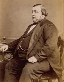 Arthur Orton (1834-1898), by Maull & Co. Photographers, c1872