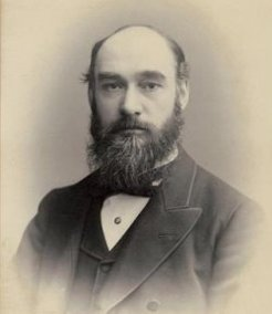 Edward Augustus Petherick, by Maull &​ Fox, 1890s