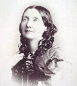 Louisa Ann Meredith (1812-1895), by unknown photographer