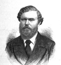 Robert Ramsay (1842-1882), by unknown engraver, 1882