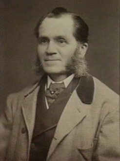 Joseph Reed (1823-1890), by John William Lindt