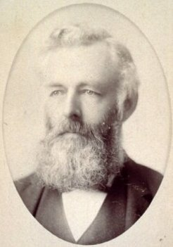 William Ritchie (1832-1897), by Stephen Spurling